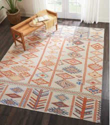 Madera Mad05 Ivory Rectangle Rug 6'6'' X 9'6''