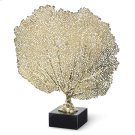 Metal Sea Fan (brass) Product Image