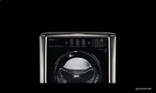 LG SIGNATURE 5.8 cu. ft. Mega Capacity Washer
