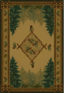 Genesis Forest Trail Lodge Rugs