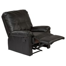 Kensington Recliner (black)