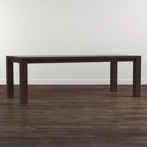 "Bench*Made Oak 72"" Rectangular Dining Table"