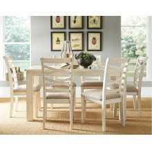 Standard Furniture 11230 Redondo Lite Dining Table Aztec Houston Texas