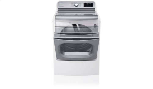 9.0 Cu. Ft. Mega Large Capacity TurboSteam Dryer With EasyLoad Door