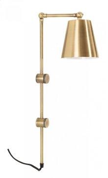 Sconce Lighting  Antique Brass
