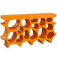 Wander Medium Fiberglass Stand in Orange