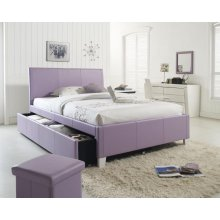 Pink Uph Trundle Headboard, 3/3