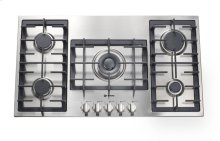 "Stainless Steel 36"" Gas 5 - Burner Designer Series"