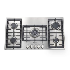 "VeronaStainless Steel 36"" Gas 5 - Burner Designer Series"