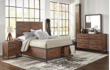 Studio 16 3 Piece Queen Bedroom Set: Bed, Dresser, Mirror