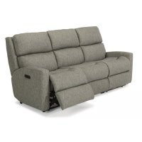 Catalina Fabric Power Reclining Sofa with Power Headrests Product Image