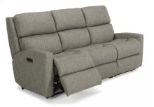 Catalina Fabric Power Reclining Sofa with Power Headrests