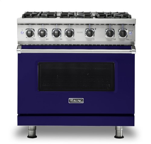 "36"" Gas Range, Propane Gas"