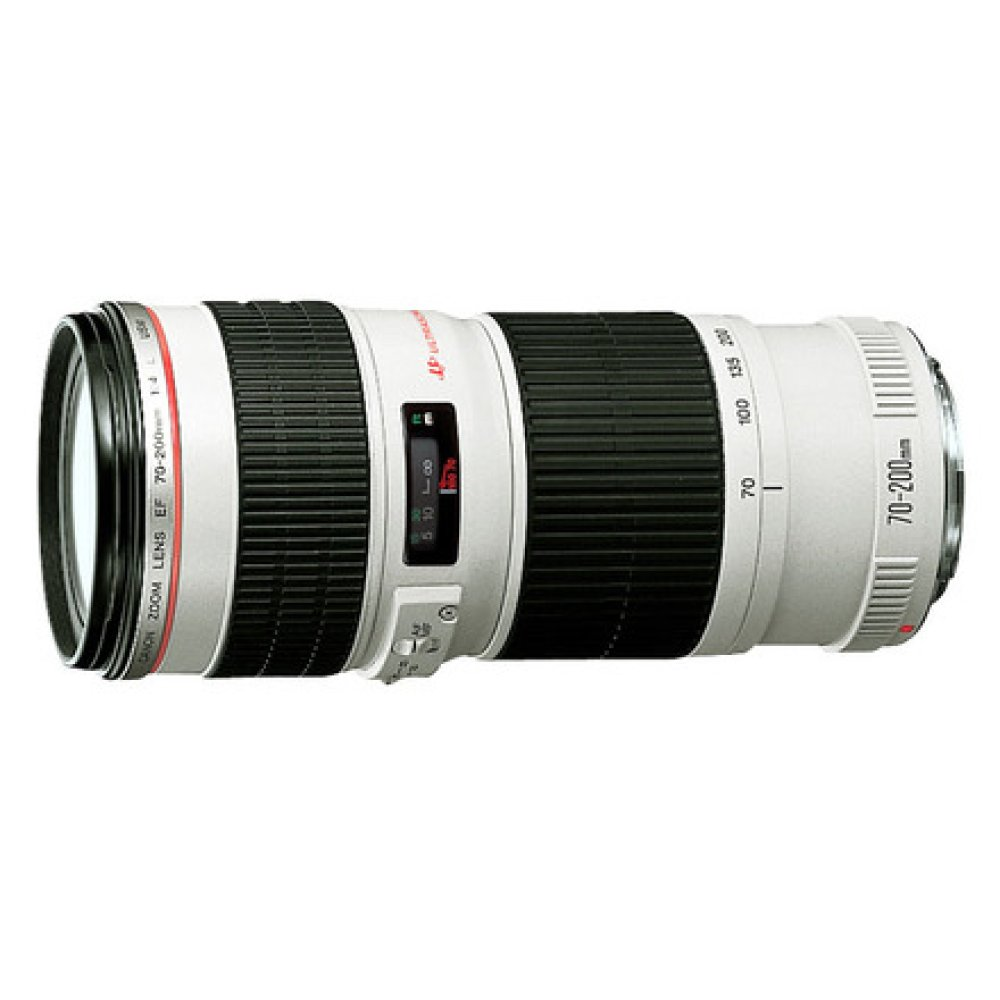 Canon EF 70-200mm f/4L USM Telephoto Zoom
