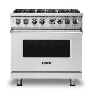 "Viking36"" Dual Fuel Range - VDR536 Viking 5 Series"