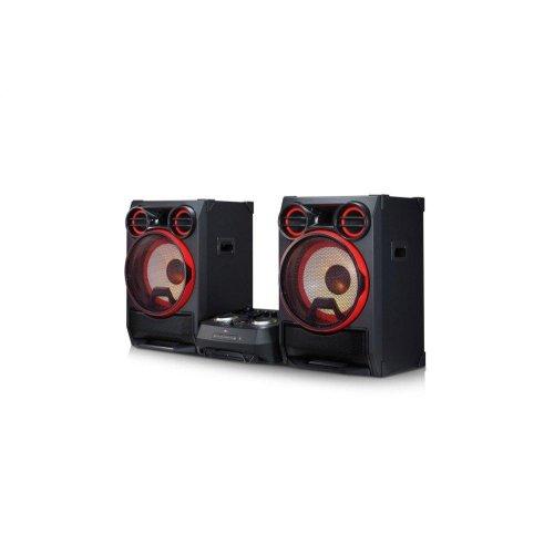 LG XBOOM 5000W Hi-Fi Entertainment System with Karaoke Creator
