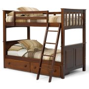 Panel/Mission Bunk Bed Product Image