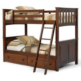 Panel/Mission Bunk Bed