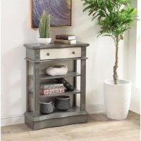 1 Drw 3 Shelf Bookcase Product Image