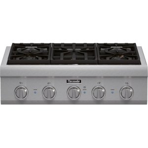 Thermador30-Inch Professional Rangetop PCG305P
