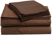 Full Size Sheets Chocolate
