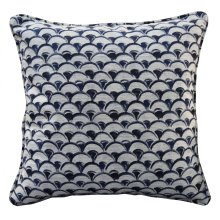 SCALE MARINE FEATHER PILLOW