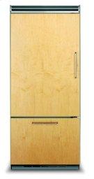 "36"" Custom Panel Bottom-Freezer Refrigerator, Left Hinge/Right Handle Product Image"