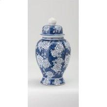 Remy Small Ceramic Decorative Lidded Jar