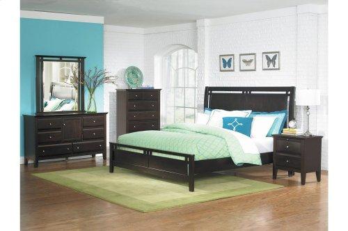 California King Sleigh Bed