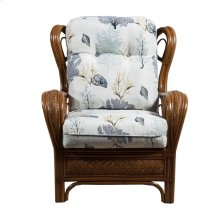 Occassional Chair, Available in Tropic Natural Finish Only.