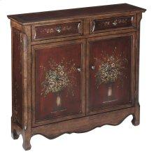 Chamberlin 2-door 2-drawer Cabinet - Large