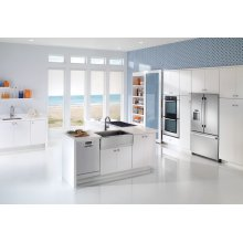 "18"" Panel Ready Dishwasher - ADA Compliant EuroTub Recesssed Handle Dishwasher SPE5ES55UC"