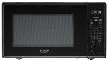 Sharp Carousel Countertop Microwave Oven 1.1 cu. ft. 1000W Black