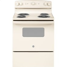 """GE® 30"""" Free-Standing Electric Range - CLEARANCE ITEM"""