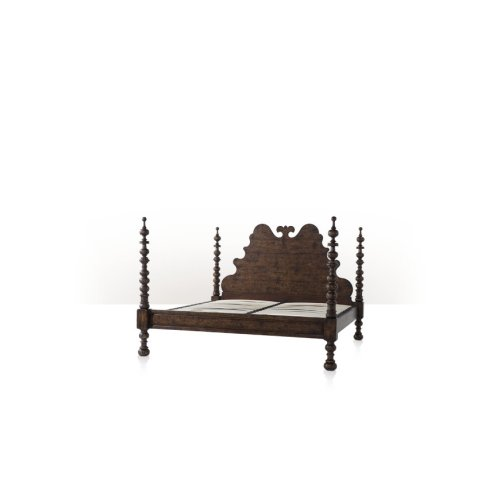 Dreaming Spires (us King) Bed, King