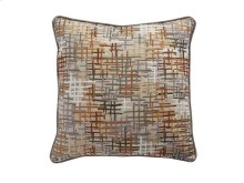 Signature Throw Pillow 18 Inch Lux Down