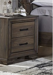 2 Drawer Night Stand Product Image