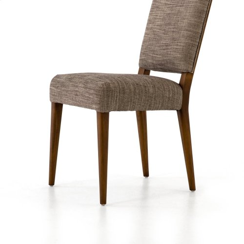 Striae Sepia Cover Kurt Dining Chair