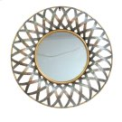 Ives Round Wall Mirror Product Image