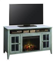 """CA5312RBL  Calistoga 60"""" Fireplace Console"""