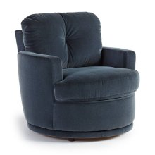 SKIPPER Swivel Barrel Chair