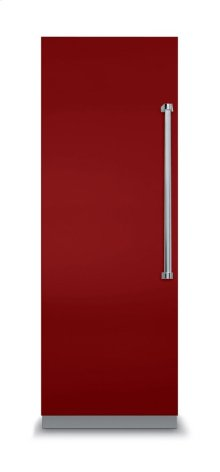 24 W. All Refrigerator with 5/7 Series panel, Left Hinge/Right Handle