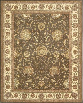 Nourison 2000 2206 Slt Rectangle Rug 7'9'' X 9'9''