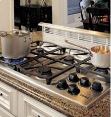 """36""""/30"""" Gas Cooktops (PGM) -DISPLAY MODEL - Available at 2430 Queen City Dr."""