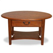 Shaker Oval Coffee Table #9044-MED Product Image