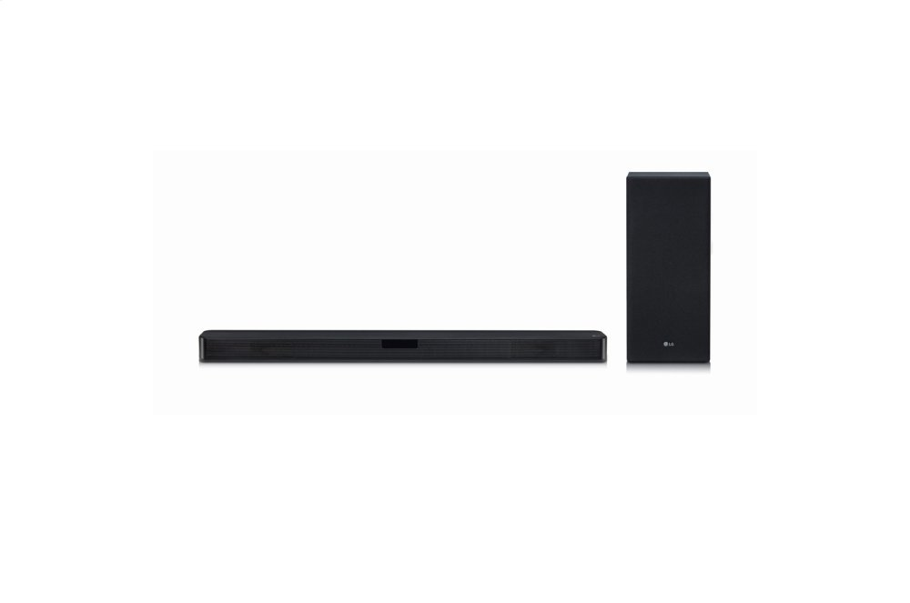 LG SL5Y 2.1 Channel Sound Bar w/DTS Virtual:X & High Resolution Audio