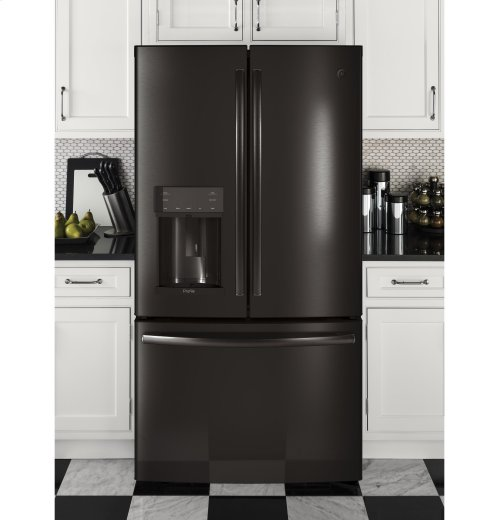 GE Profile™ Series 27.8 Cu. Ft. French-Door Refrigerator with Door In Door and Hands-Free AutoFill