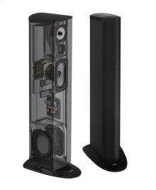 Triton Three+ Floorstanding Tower Loudspeaker with Built-In 800 Watt Powered Subwoofer (ea)