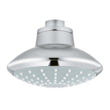 Euphoria 110 Mono Shower Head 1 Spray