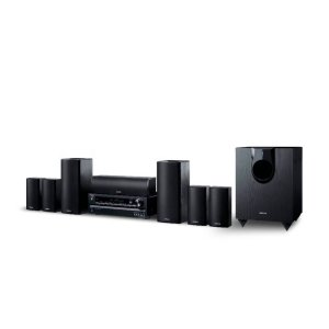 ONKYO7.1-Channel Home Theater Package w/USB for iPod(R)/iPhone(R)